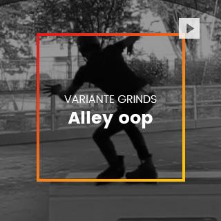 Variante Alley-oop