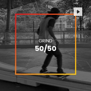 50/50 skate