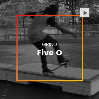 Five O skate