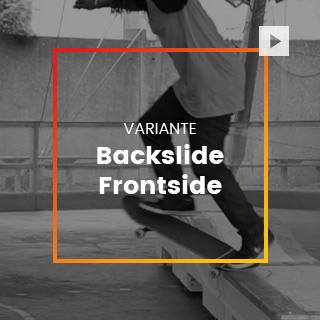 Variante back skate